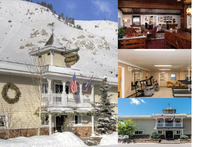 Parkway Inn photo collage