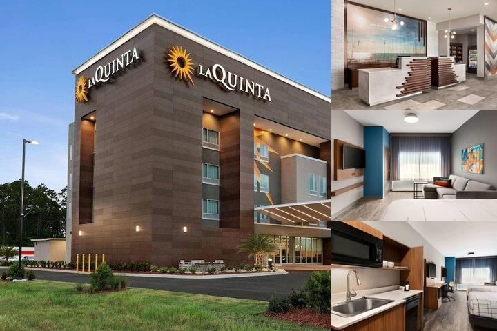 La Quinta Inn & Suites by Wyndham Brunswick / Golden Isles photo collage