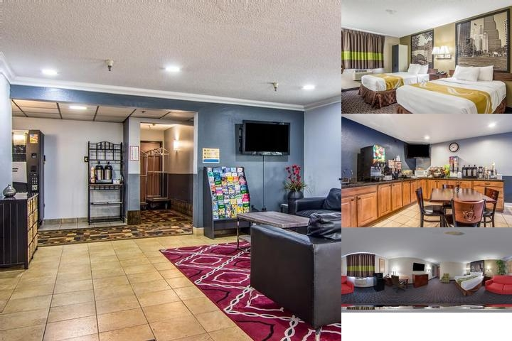 Quality Inn Atlanta Airport Central photo collage