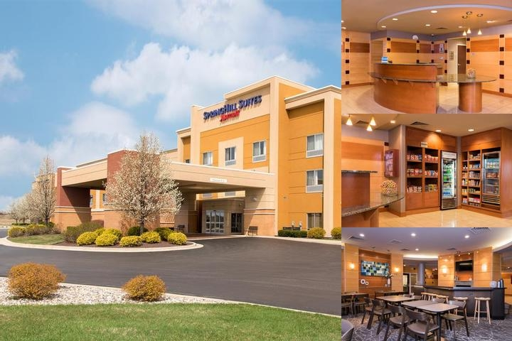 Springhill Suites Midland photo collage