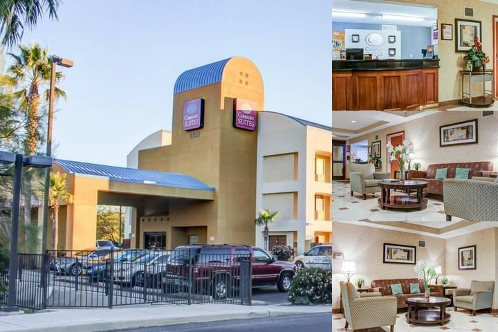 Comfort Suites Tucson Airport photo collage
