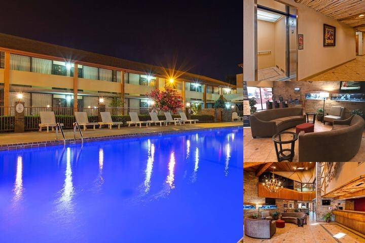 Best Western Plus Saddleback Inn & Conference Center photo collage