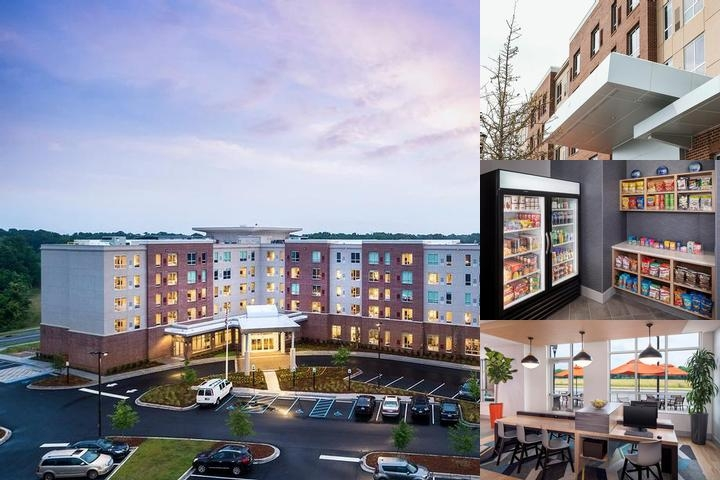 Hyatt House Charleston / Mount Pleasant photo collage