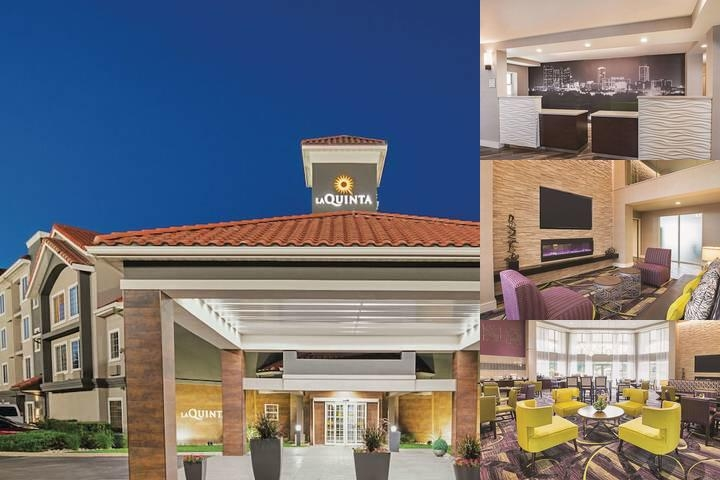 La Quinta Inn & Suites Fort Worth North by Wyndham photo collage
