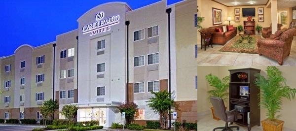 Candlewood Suites Park Row photo collage