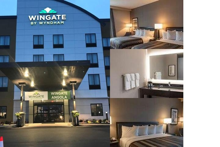 Wingate by Wyndham Angola photo collage