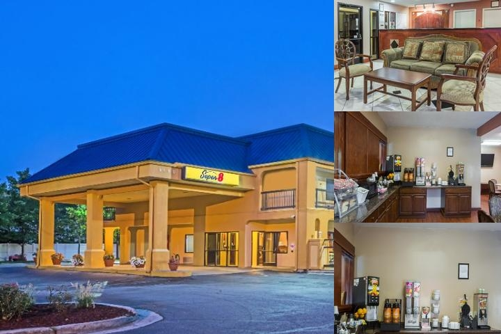 Super 8 Motel Norcross photo collage