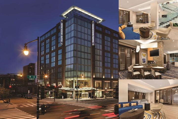 Homewood Suites by Hilton Capitol Navy Yard photo collage