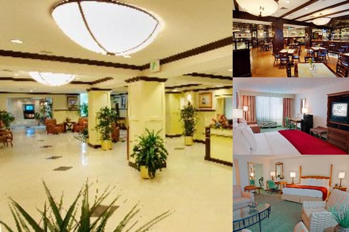 Doubletree Hotel Annapolis photo collage