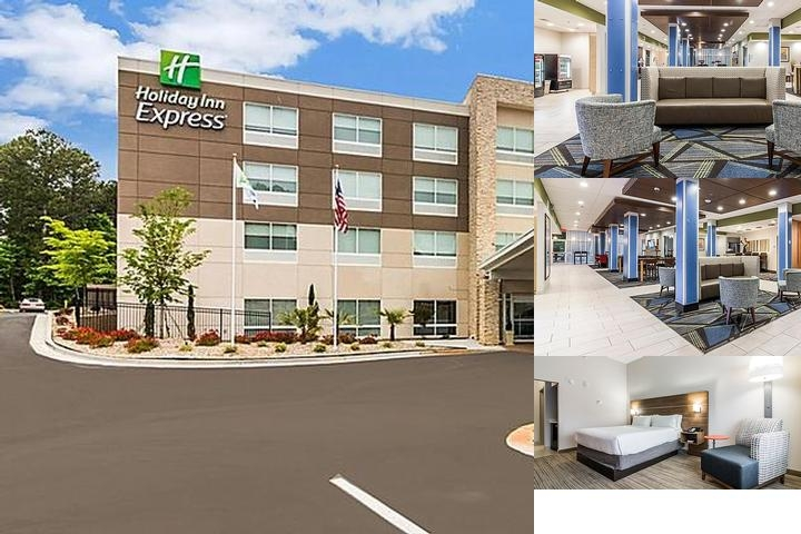 Holiday Inn Express Villa Rica photo collage