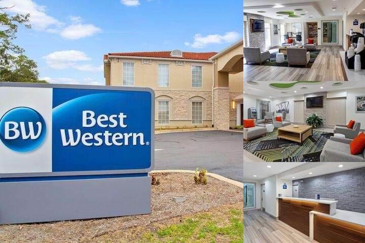 Best Western Niceville Eglin Afb Hotel photo collage
