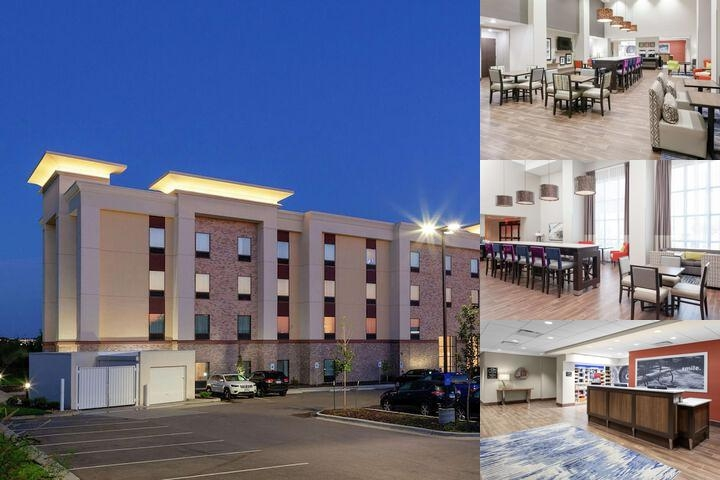 Hampton Inn & Suites Overland Park South photo collage