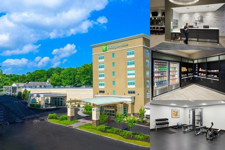 Holiday Inn & Suites Philadelphia W Drexel Hill photo collage
