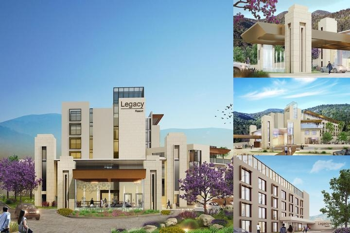 Legacy Resort Hotel & Spa photo collage