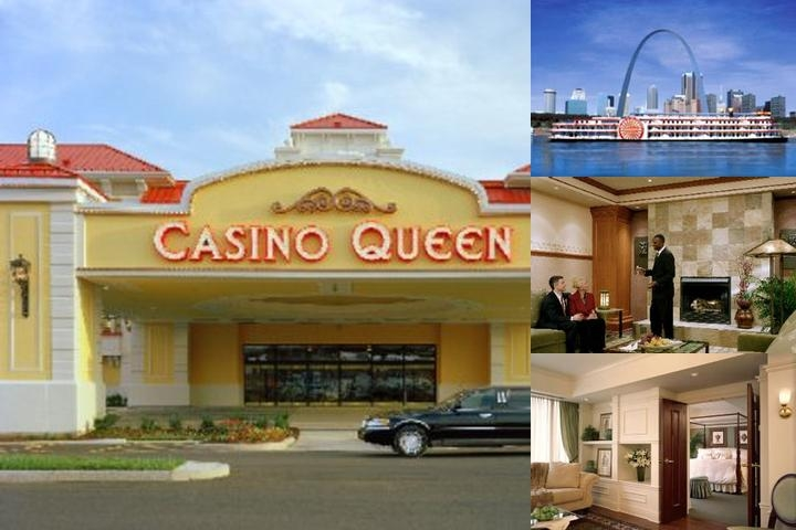 Casino Queen Hotel photo collage