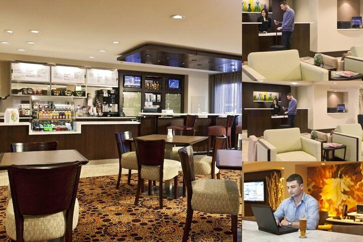 Newburgh Courtyard by Marriott photo collage