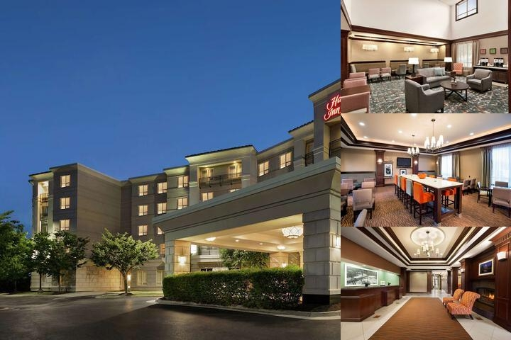 Hampton Inn & Suites Dulles photo collage