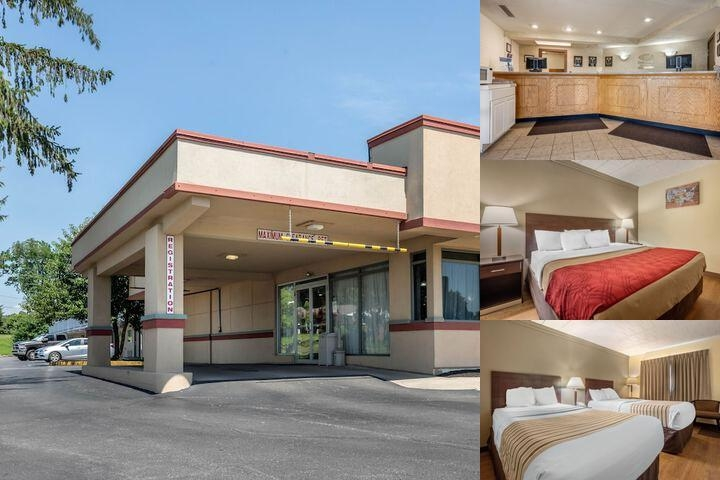 Econo Lodge Inn & Suites photo collage