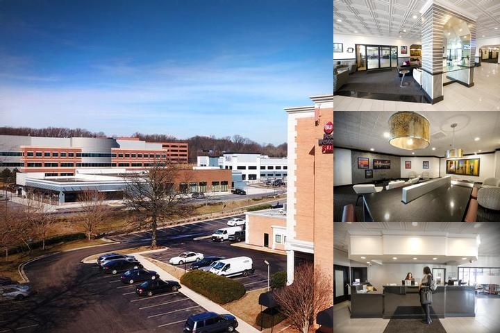 Best Western Plus Rockville Hotel & Suites photo collage