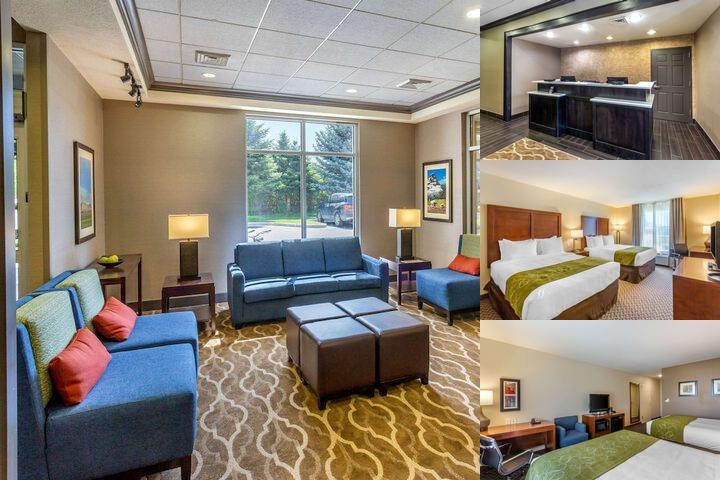 Comfort Inn & Suites Logan Utah photo collage
