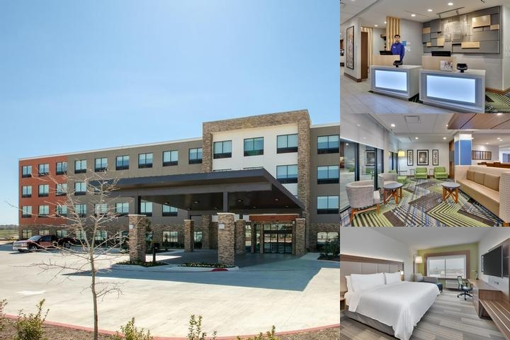 Holiday Inn Express & Suites Fort Worth / Northlake photo collage