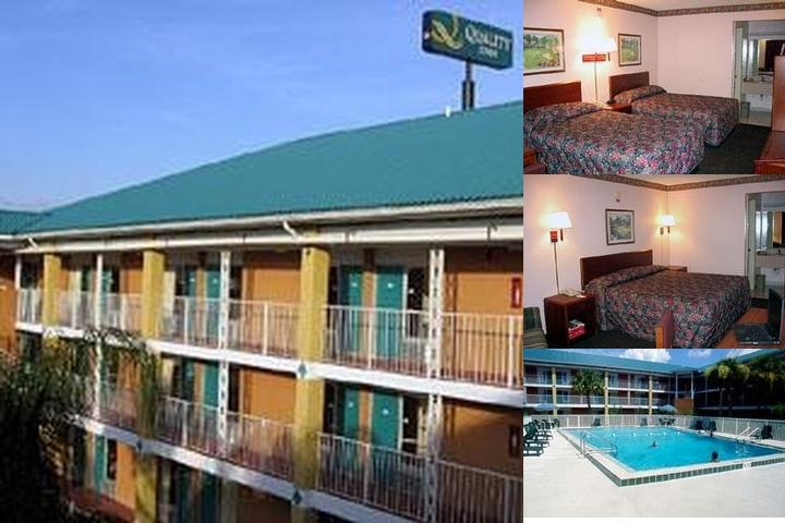 Quality Inn North photo collage