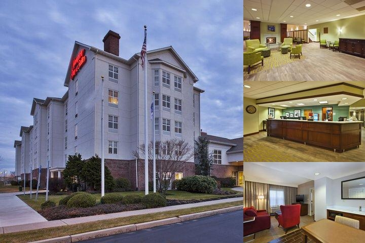 Hampton Inn & Suites Providence Warwick Airport photo collage