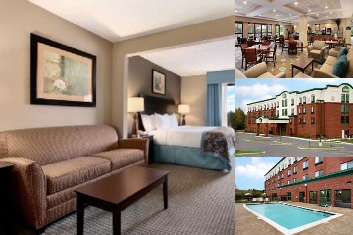 Best Western Plus St. Louis West Chesterfield photo collage