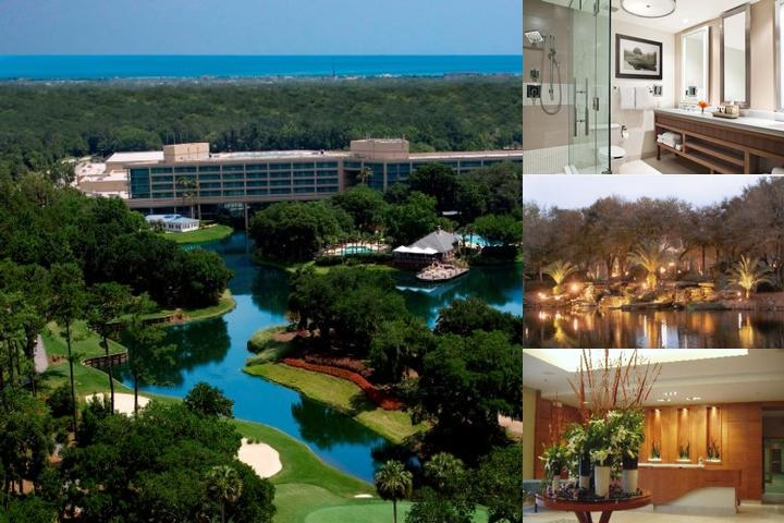 Sawgrass Marriott Resort & Spa photo collage