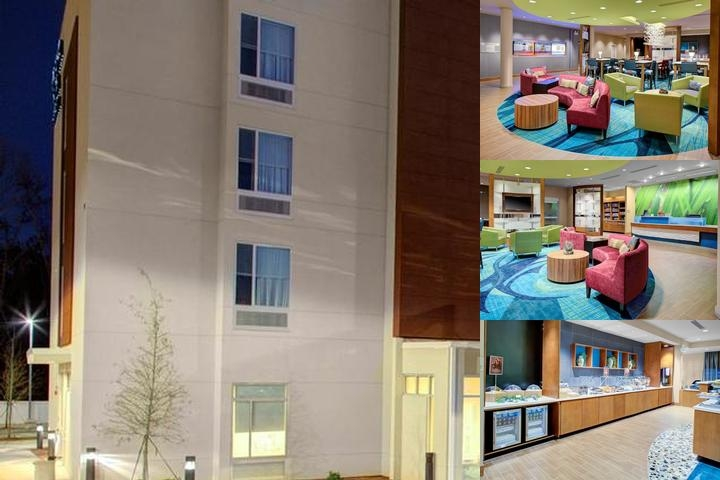 Springhill Suites Augusta photo collage