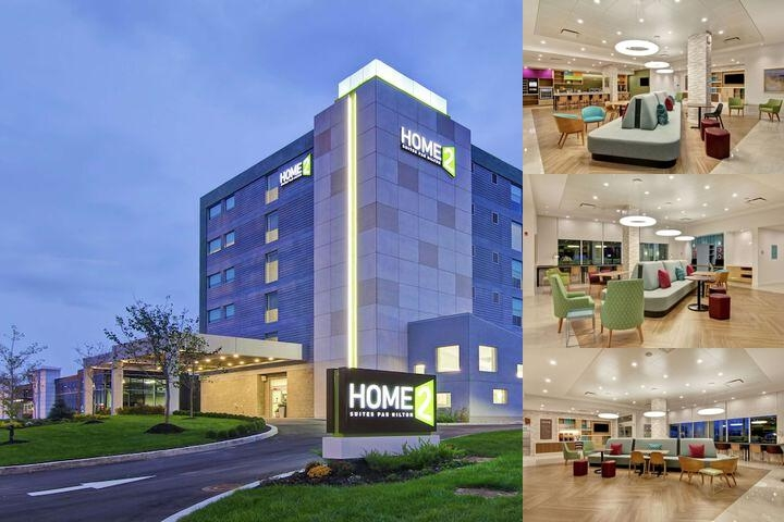 Home2 Suites Montreal Dorval photo collage