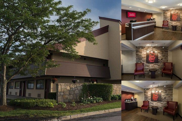 Red Roof Inn Chicago / Downers Grove Beautiful Suburban Setting