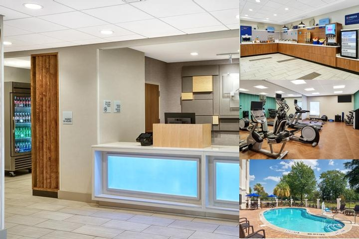 Holiday Inn Express Statesboro photo collage