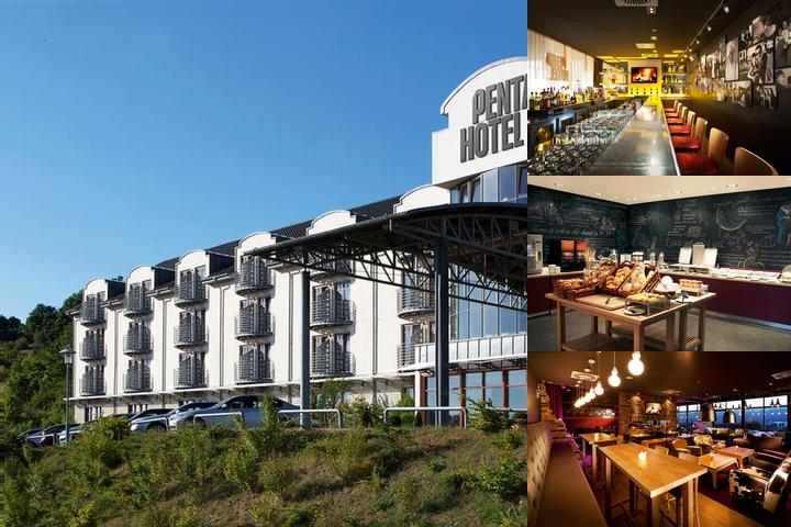 Pentahotel Eisenach photo collage