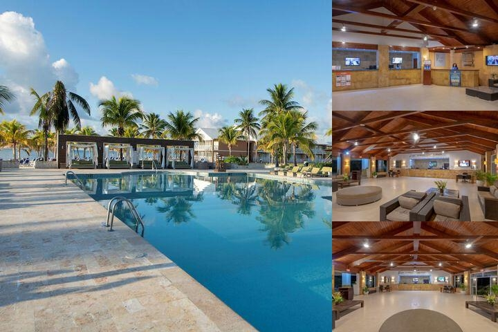 Viva Wyndham Fortuna Beach Resort All Inclusive photo collage
