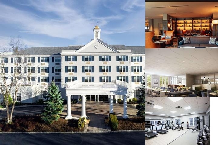 Somerset Hills Hotel Tapestry Collection by Hilton photo collage