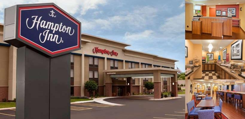 Hampton Inn Joliet I 55 photo collage