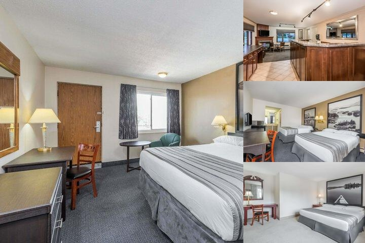 Super 8 Hotel Guelph photo collage