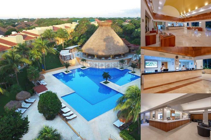 Viva Wyndham Azteca Resort All Inclusive photo collage