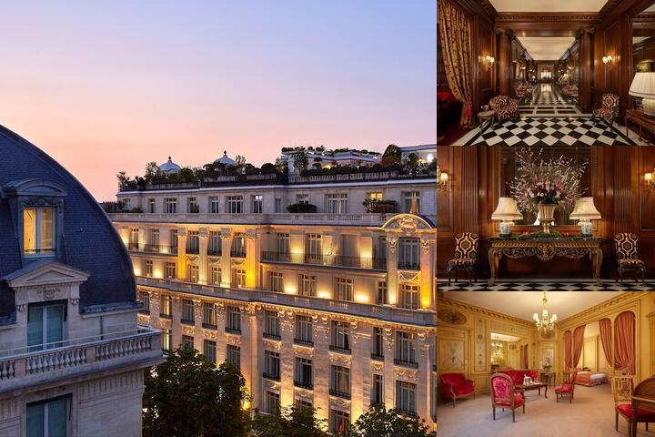 Hotel Raphael photo collage