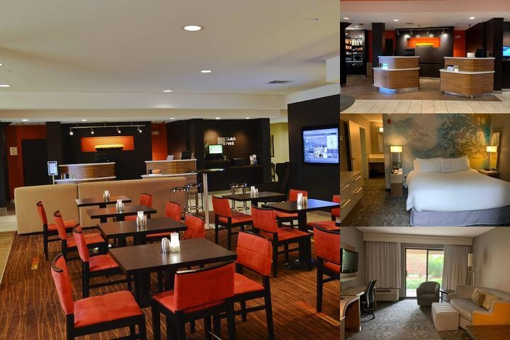 Courtyard by Marriott Grappone Conference Center photo collage
