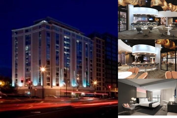 Donovan Hotel a Viceroy Urban Retreat photo collage