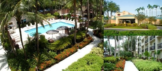 Courtyard by Marriott Miami Lakes photo collage