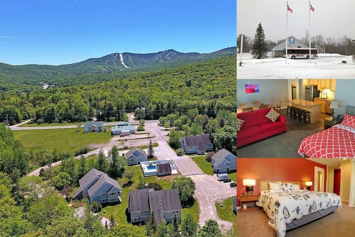 Killington Center Inn & Suites photo collage