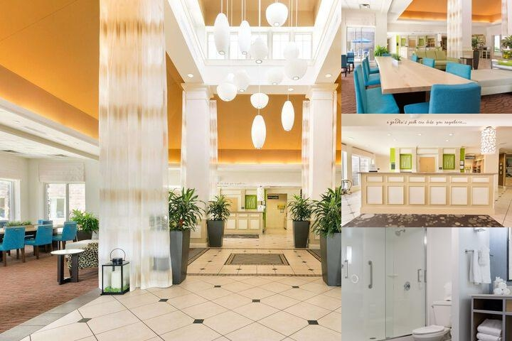Hilton Garden Inn Johns Creek photo collage