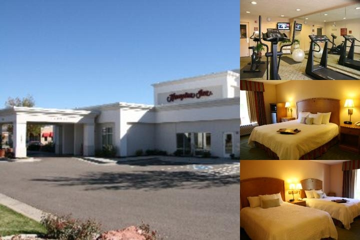 Hampton Inn Richfield photo collage