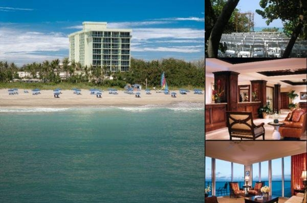Jupiter Beach Resort & Spa photo collage