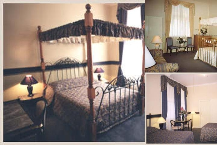 Albert Park Manor Boutique Hotel photo collage