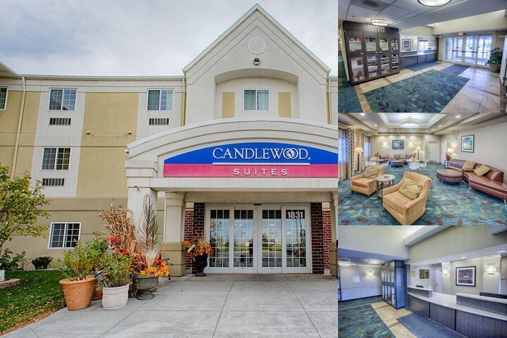 Candlewood Suites Fargo at Ndsu photo collage