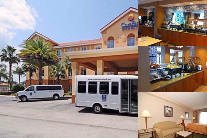 COMFORT INN® & SUITES SANFORD - Sanford FL 590 Ava Court 32771